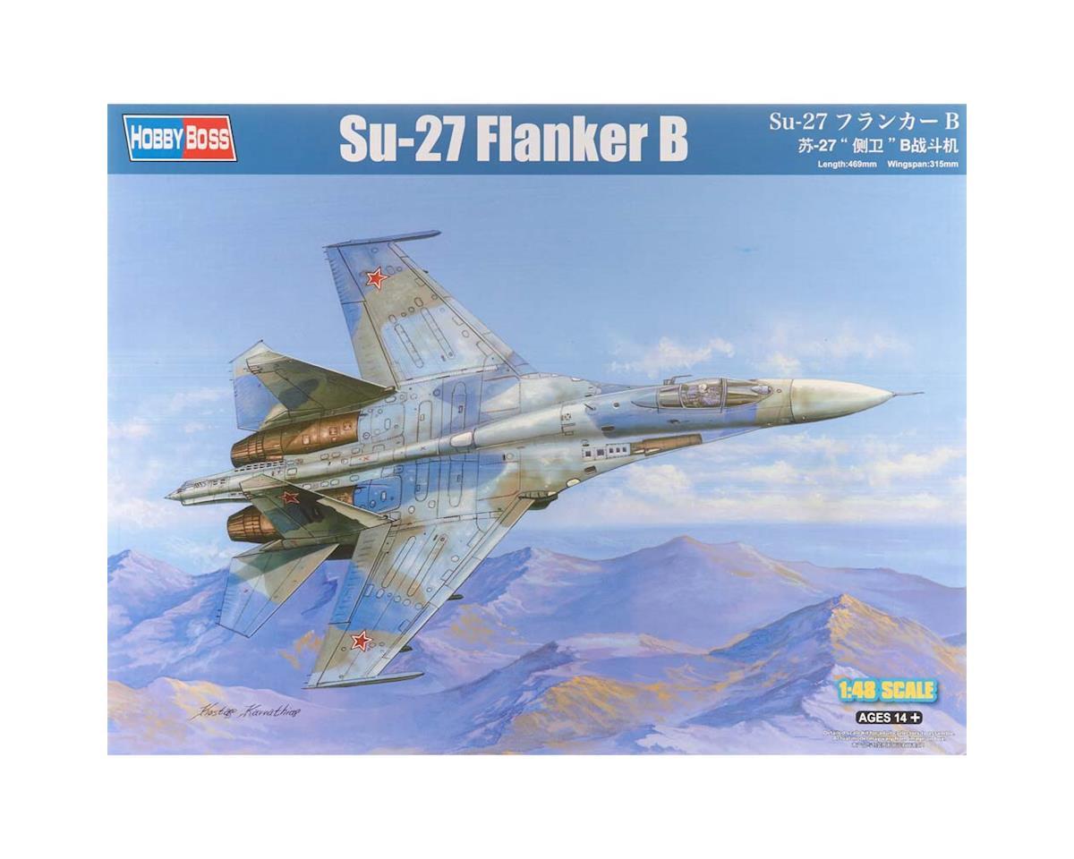Hobby Boss HY81711 1/48 SU-27 Flanker B