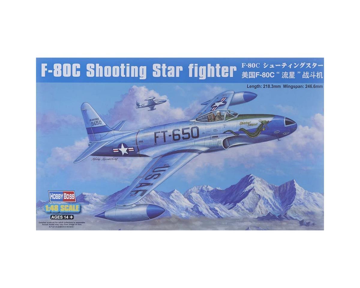 HY81725 1/48 F-80C Shooting Star by Hobby Boss
