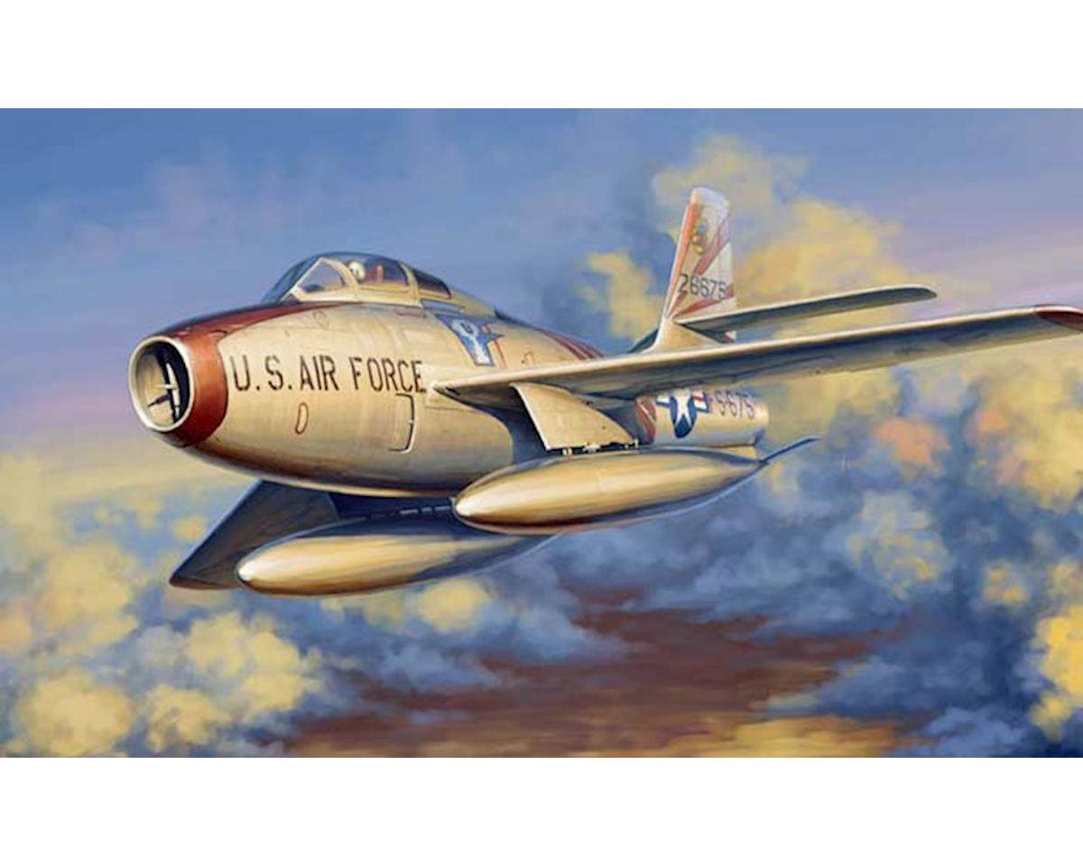 HY81726 1/48 Thunderstreak by Hobby Boss
