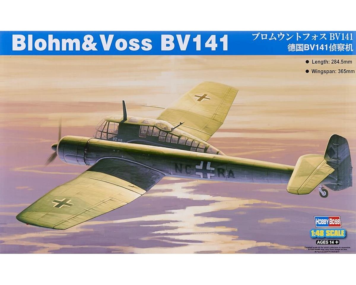 HY81728 1/48 German BV-141 by Hobby Boss