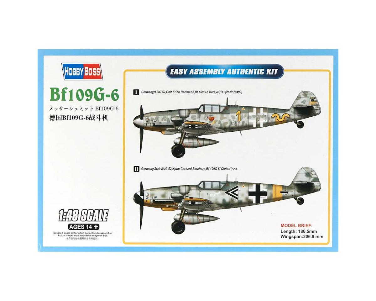 Hobby Boss 1/48 Bf109g-6