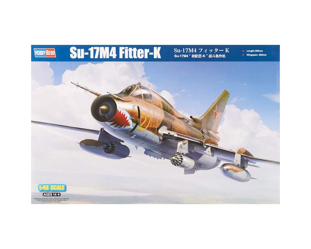 HY81758 1/48 SU-17M4 Fitter by Hobby Boss