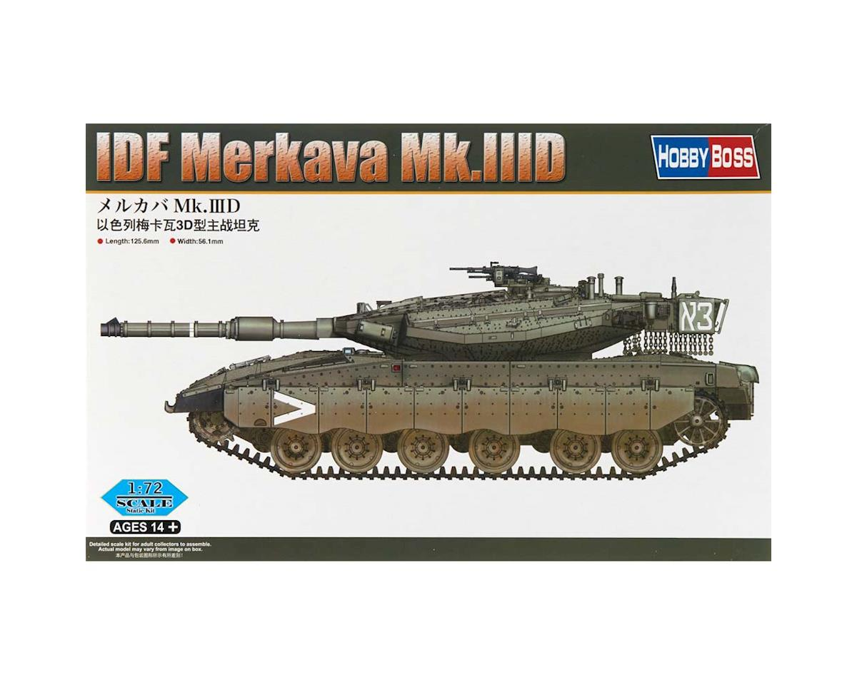Hobby Boss HY82916 1/72 IDF Merkava MK.IIID Tank