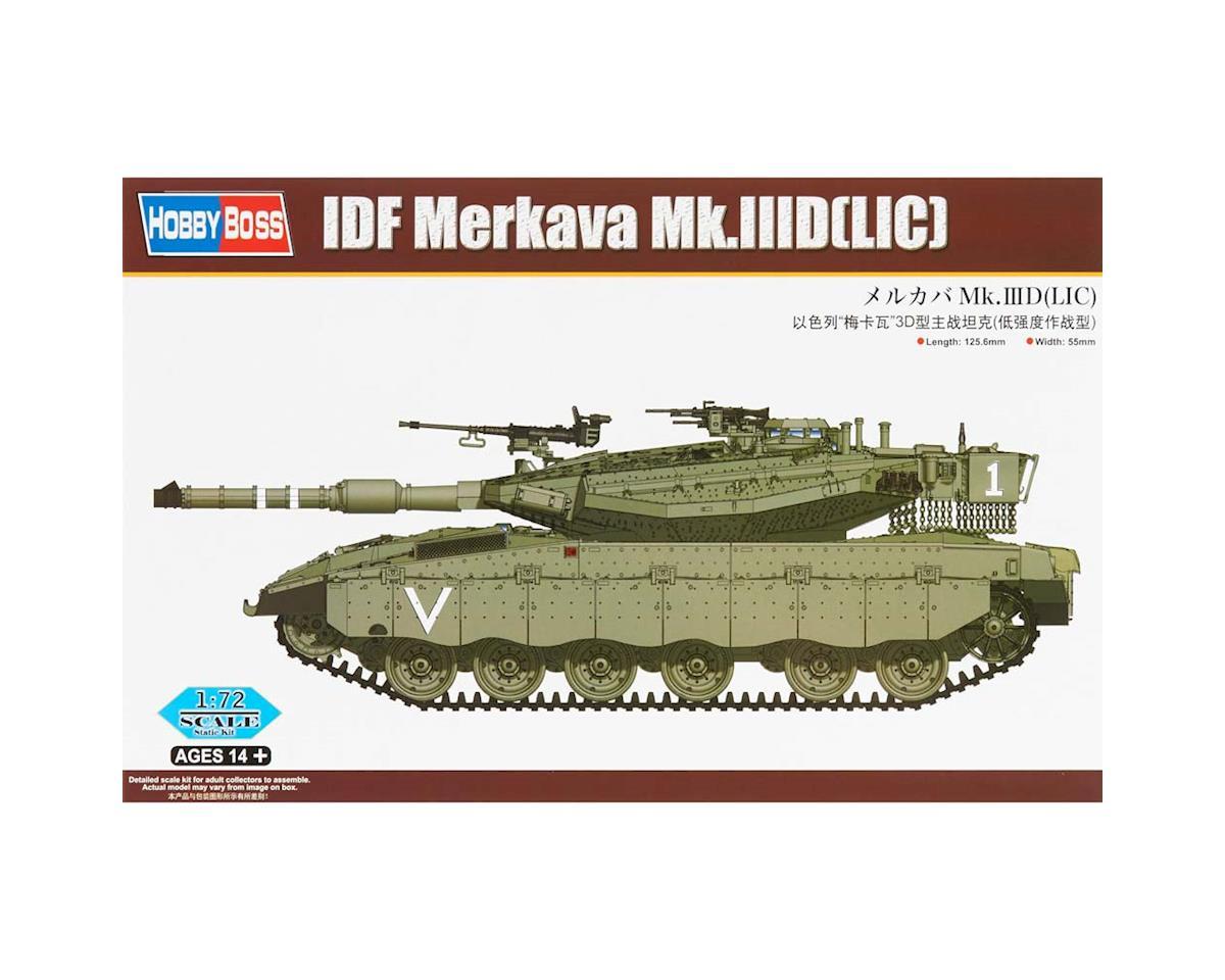 Hobby Boss HY82917 1/72 IDF Merkava MK.IIID(LIC)