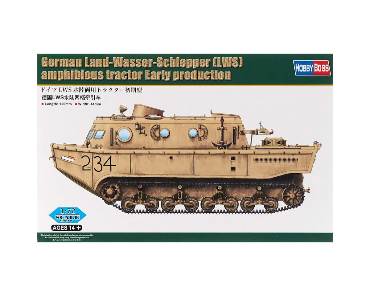 Hobby Boss HY82918 1/72 Land-Wasser Schlepper Early