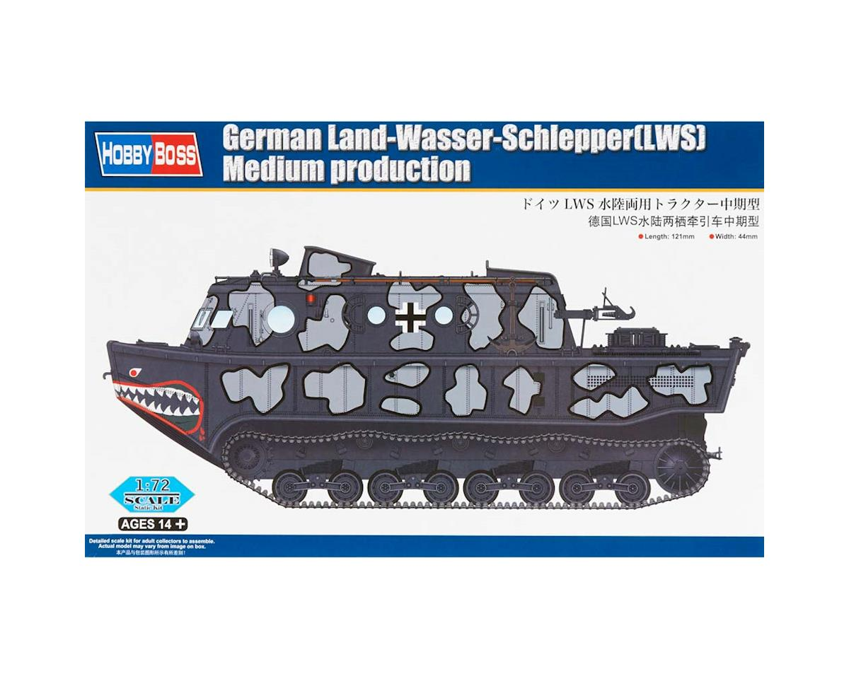 Hobby Boss HY82919 1/72 German Land-Wasser-Schleper Mid Proudction