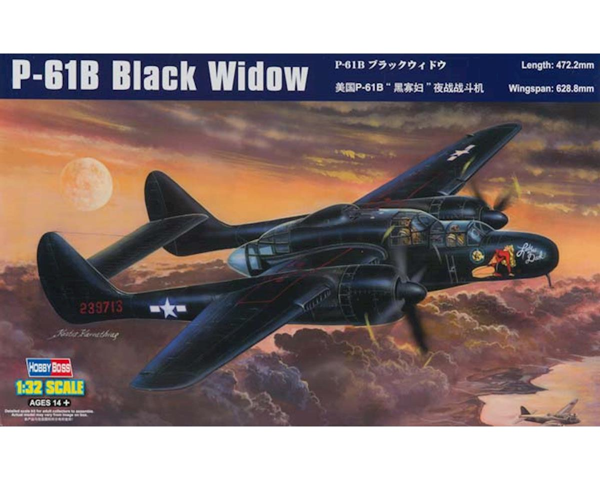 HY83209 1/32 P-61B Black Widow by Hobby Boss