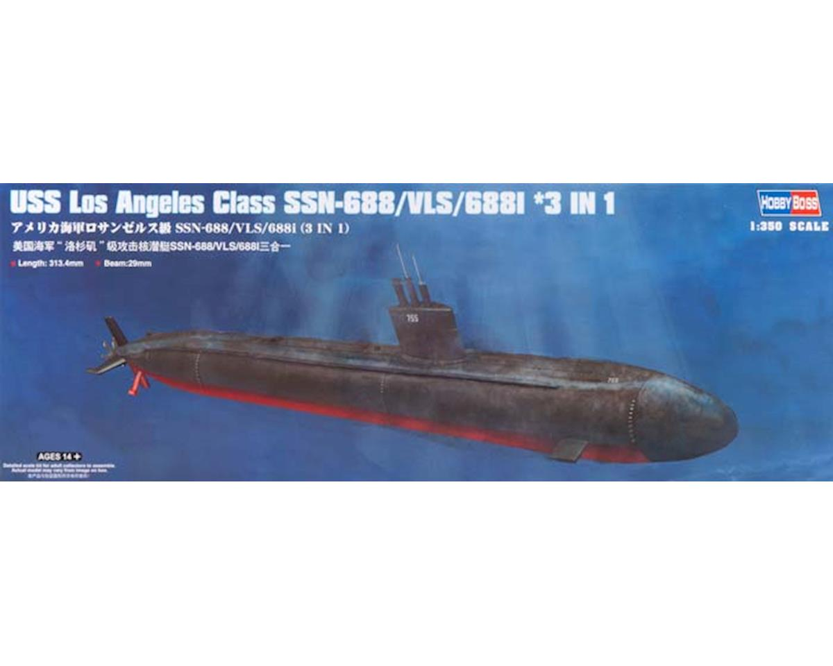 Hobby Boss HY83530 1/350 USS Los Angeles Class Submarine