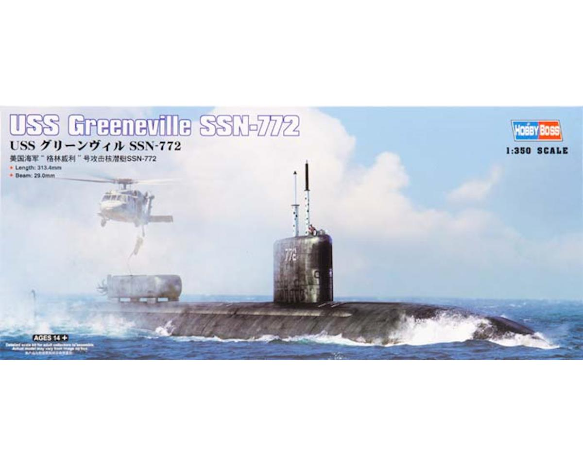 HY83531 1/350 USS Greenville SSN-772 Sub