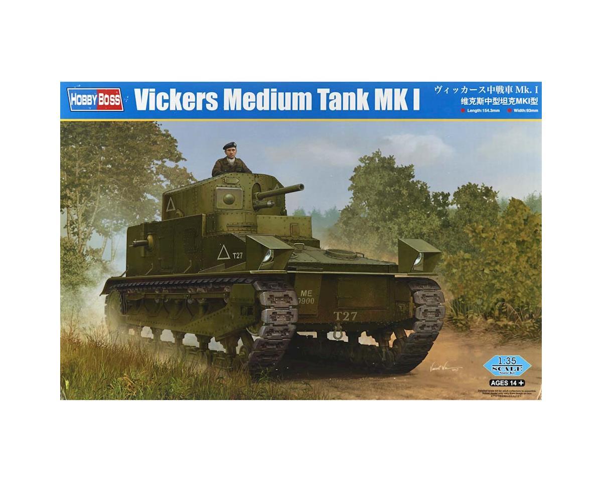 HY83878 1/35 Vickers Medium Tank MK I by Hobby Boss