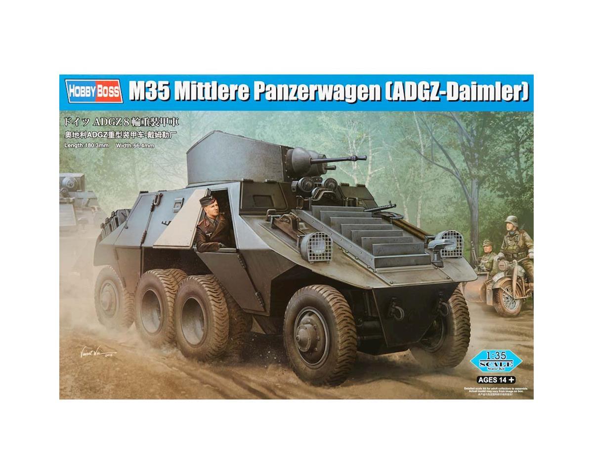 Hobby Boss HY83889 1/35 Mittlere Panzerwagen ADGZ-Daimler