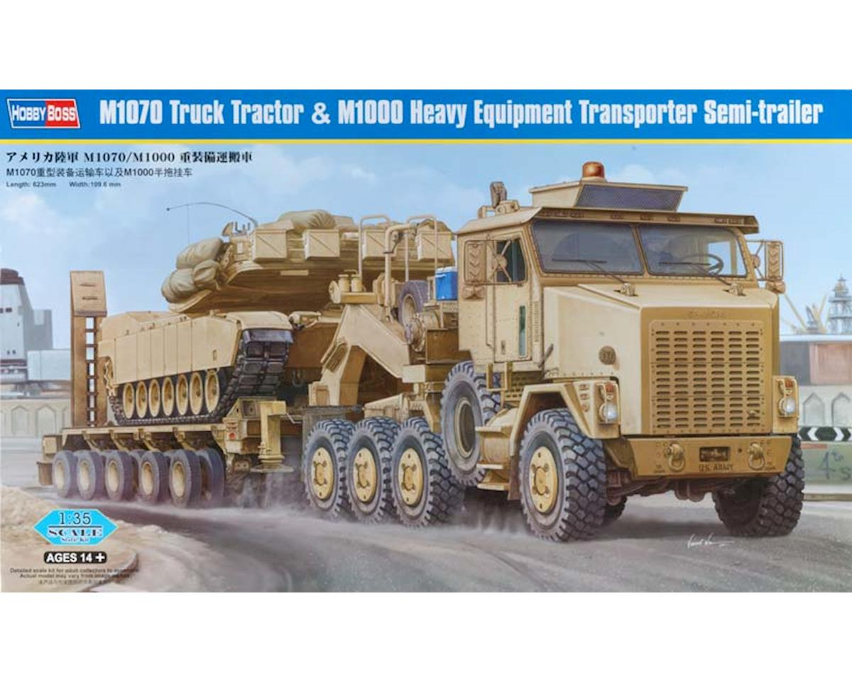 Hobby Boss HY85502 1/35 M1070/M1000 HETS Vehicle