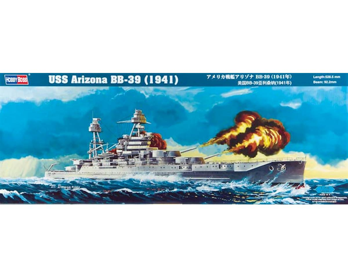 Hobby Boss   1/350 Uss Arizona Bb39 Pennsylvania Class Battleship