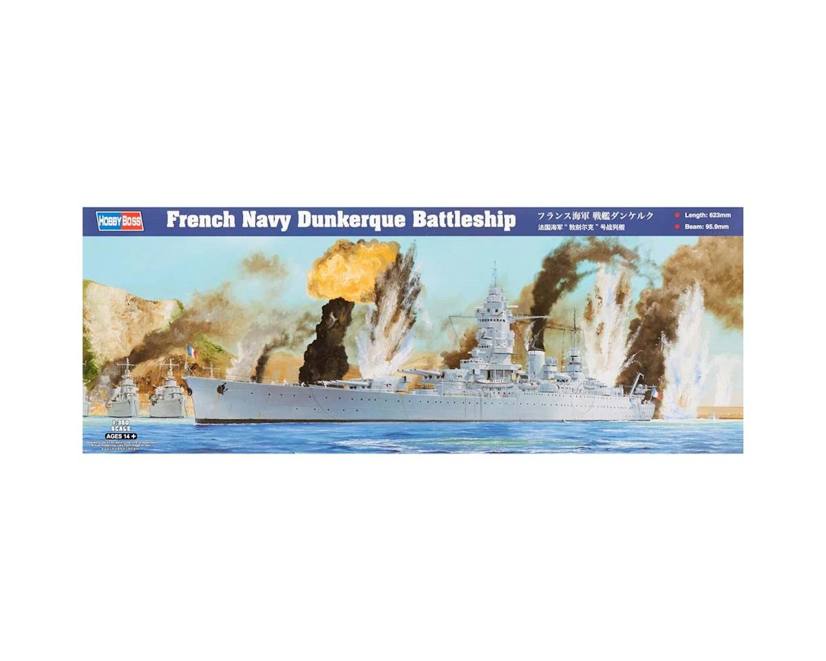 Hobby Boss HY86506 1/350 French Navy Dunkerque Battleship