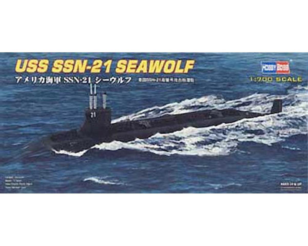 Hobby Boss HY87003 1/700 USS SSN-21 Seawolf Attack Submarine