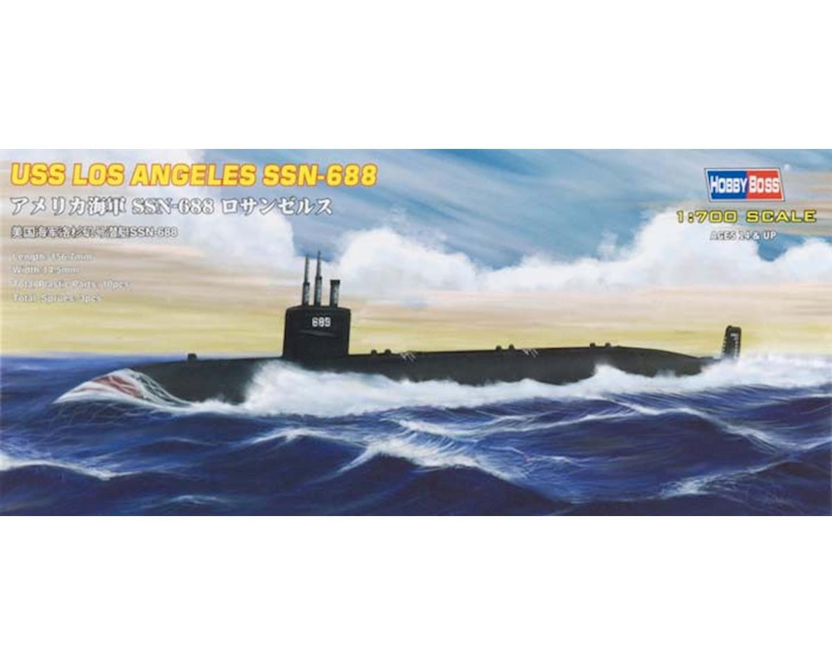 HY87014 1/700 USS Navy Los Angeles