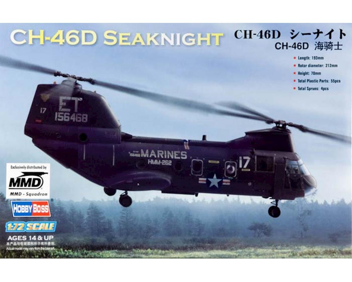 Hobby Boss HY87213 1/72 CH-46 Sea Knight American