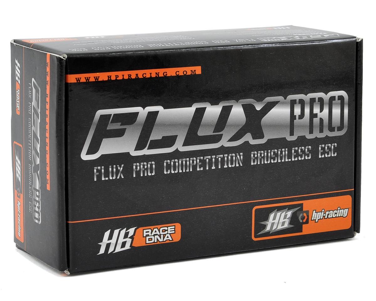 HB Racing Flux Pro Sensored Competition ESC