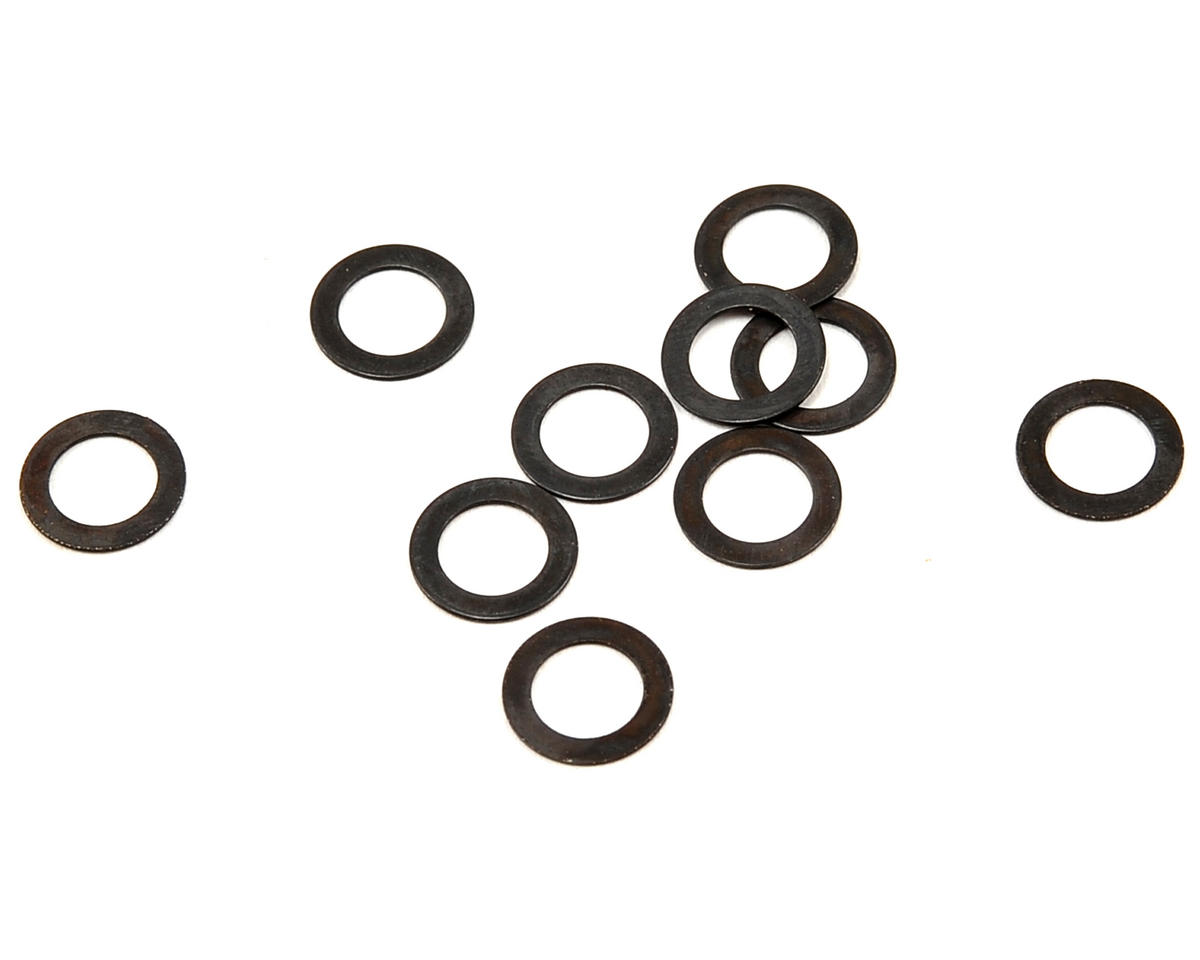 5x8x0.3mm Washer (10) by HB Racing