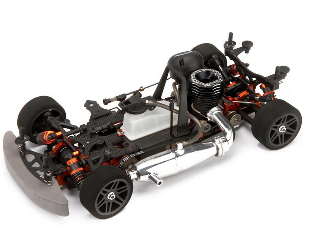 HB Racing R10 1/10 Nitro Touring Car Kit
