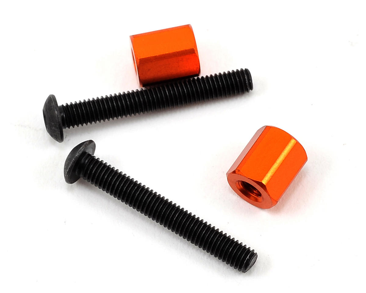 HB Racing Shock Standoff Set (2)