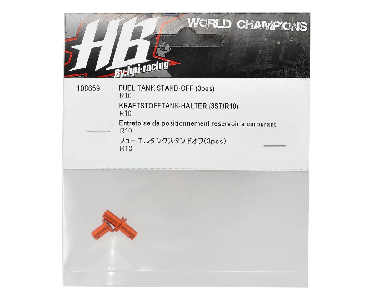 HB Racing Fuel Tank Standoff (3)