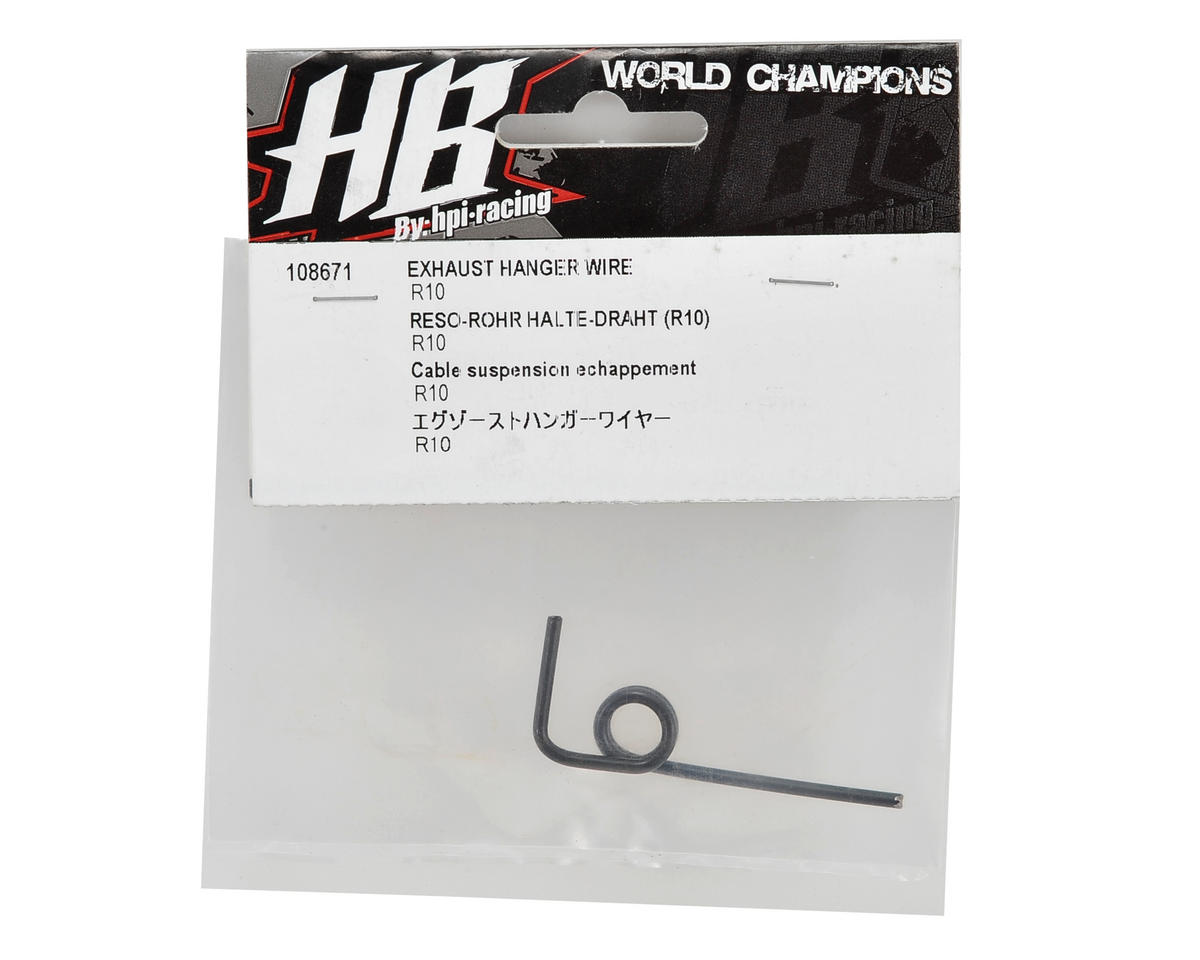 HB Racing Exhaust Hanger Wire