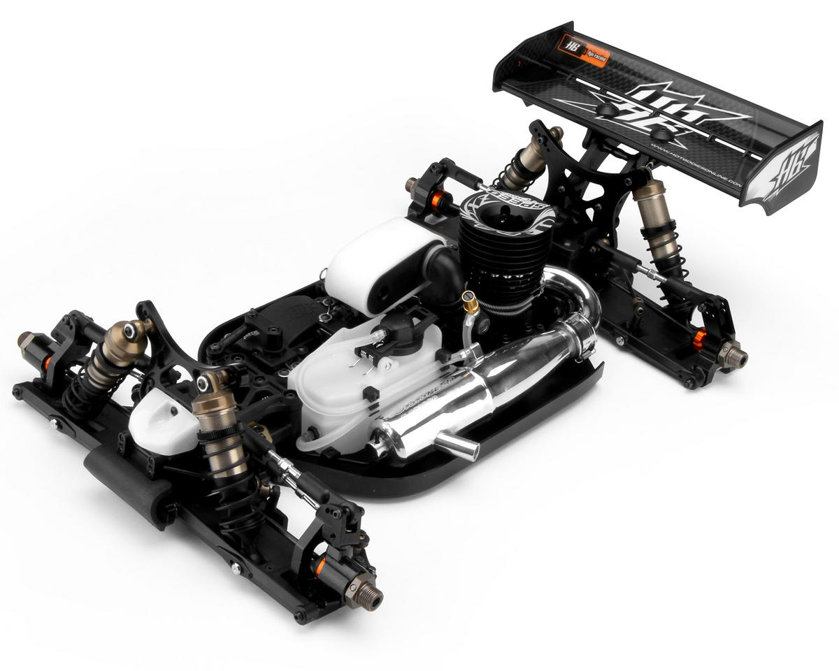 HB Racing D812 1/8 Off Road Competition Buggy Kit