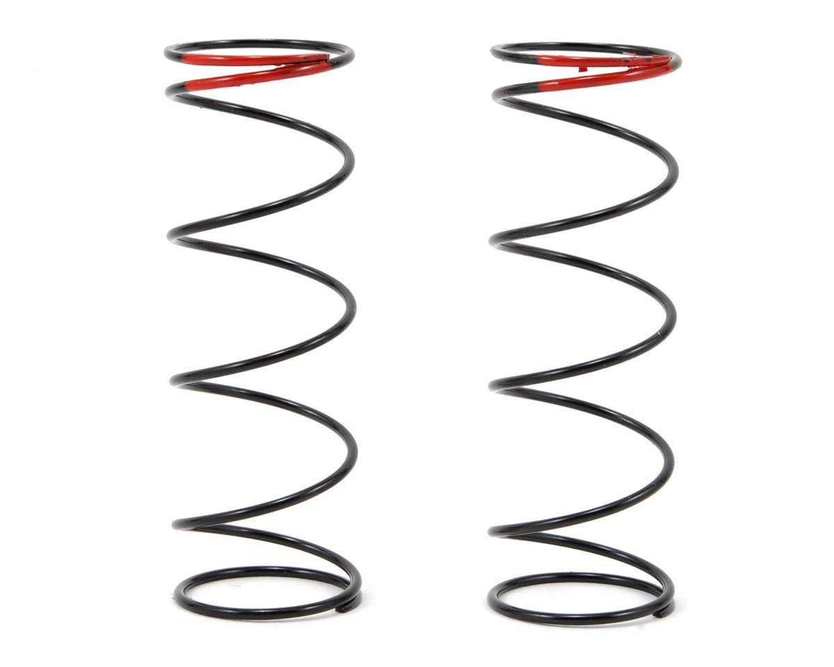 68mm Big Bore Shock Spring (Red) (2) (86.1gF)