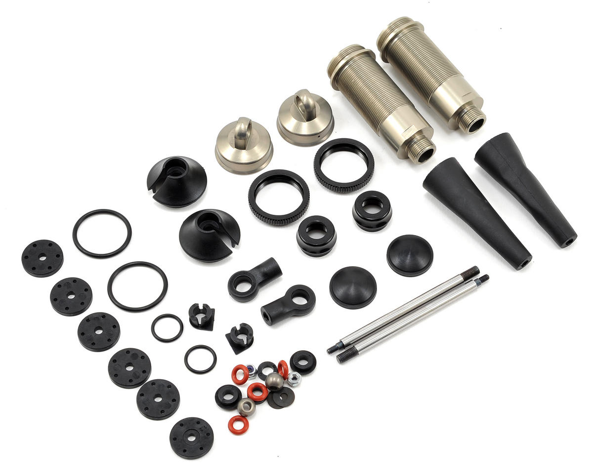 HB Racing 124mm Big Bore Shock Set (2)