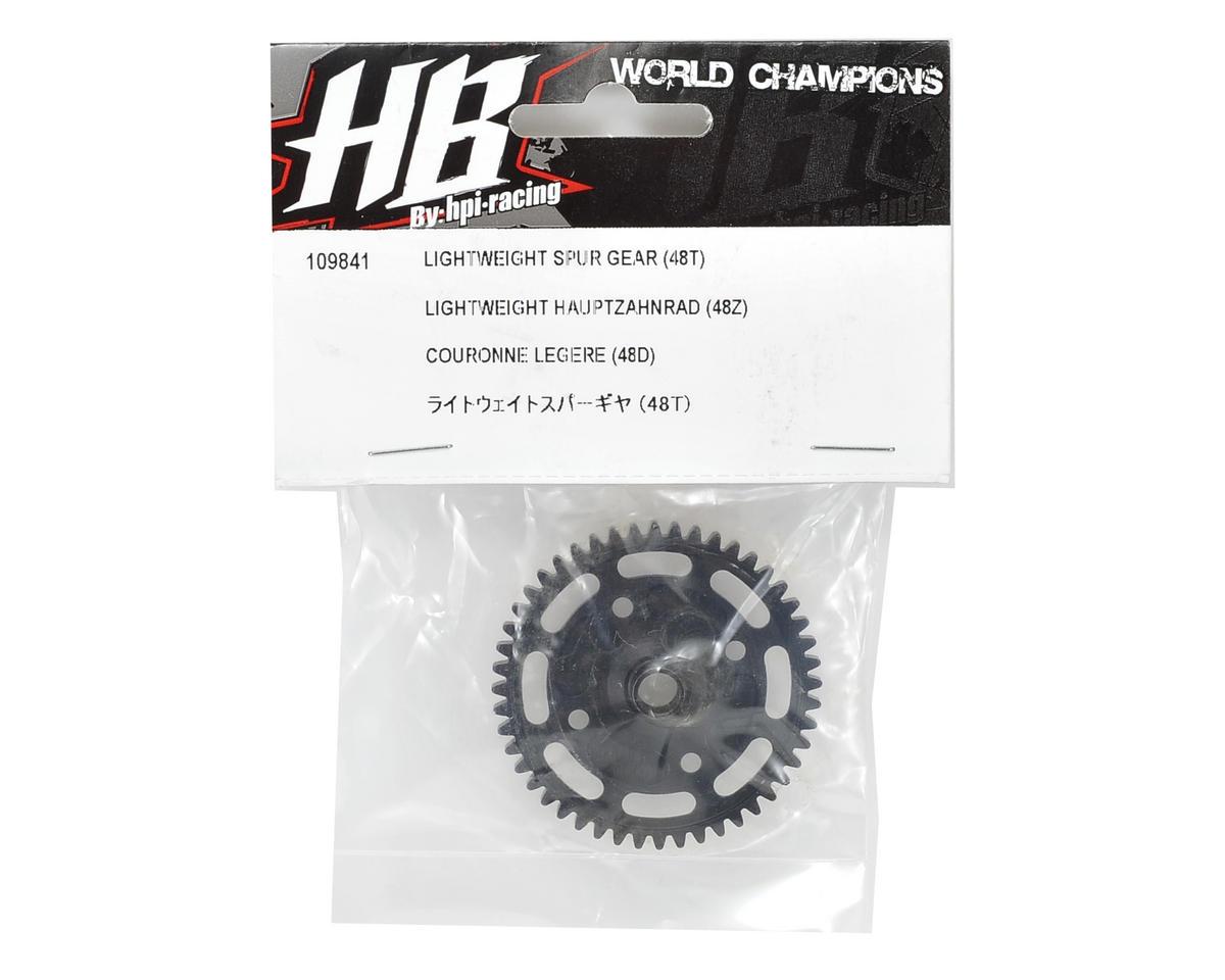 Lightweight Spur Gear (48T) by HB Racing