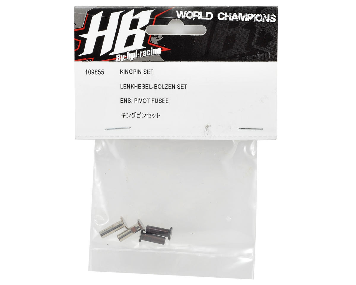 HB Racing Kingpin Set