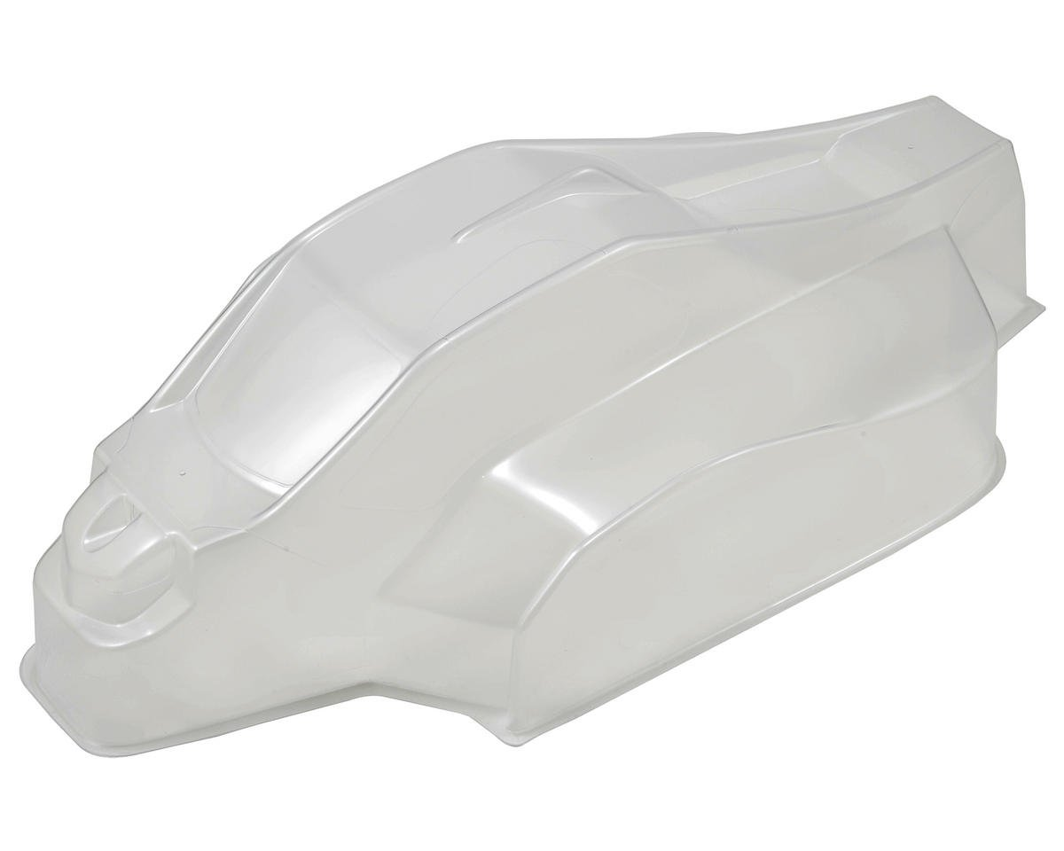 HB Racing D812 Buggy Body (Clear)