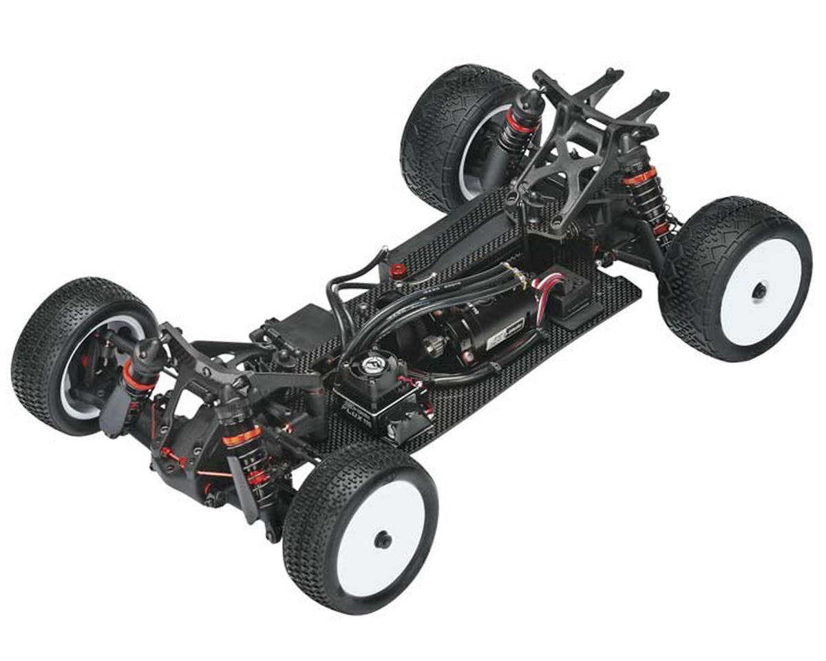 HB Racing D413 1/10 4WD Off Road Racing Buggy Kit