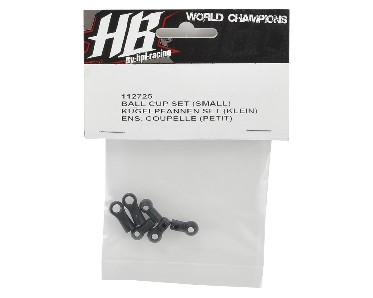 HB Racing Ball Cup Set (Small)