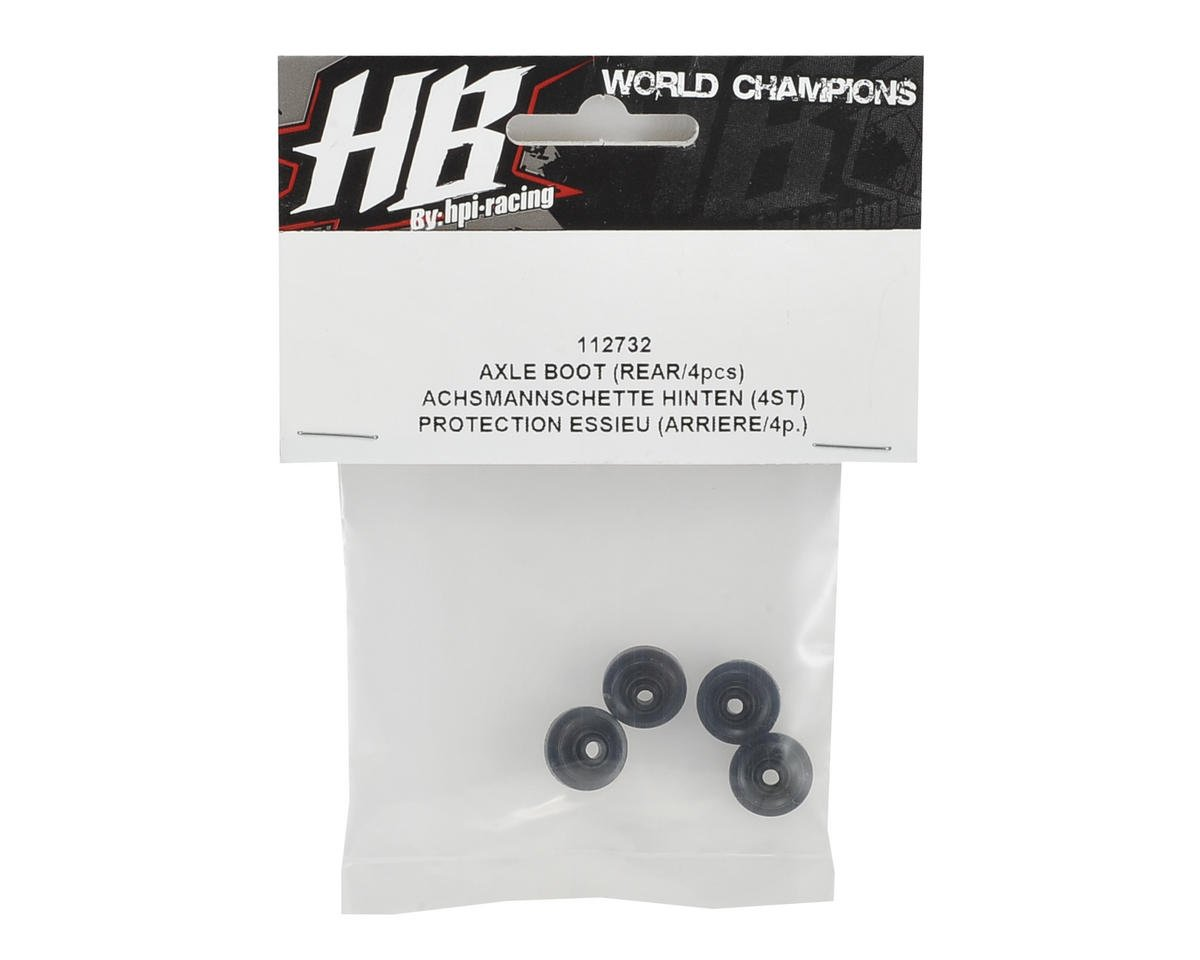 HB Racing Rear Axle Boot (4)