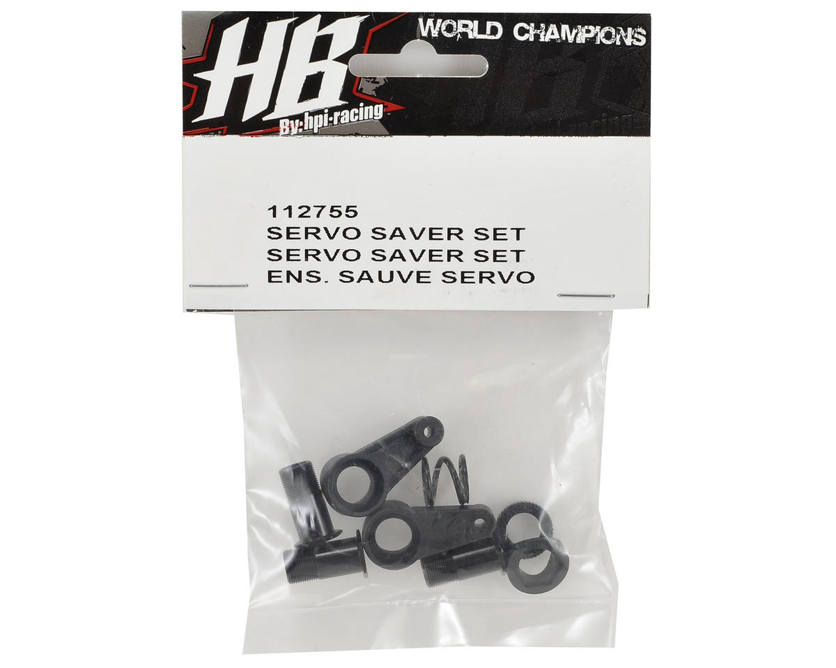 HB Racing Servo Saver Set