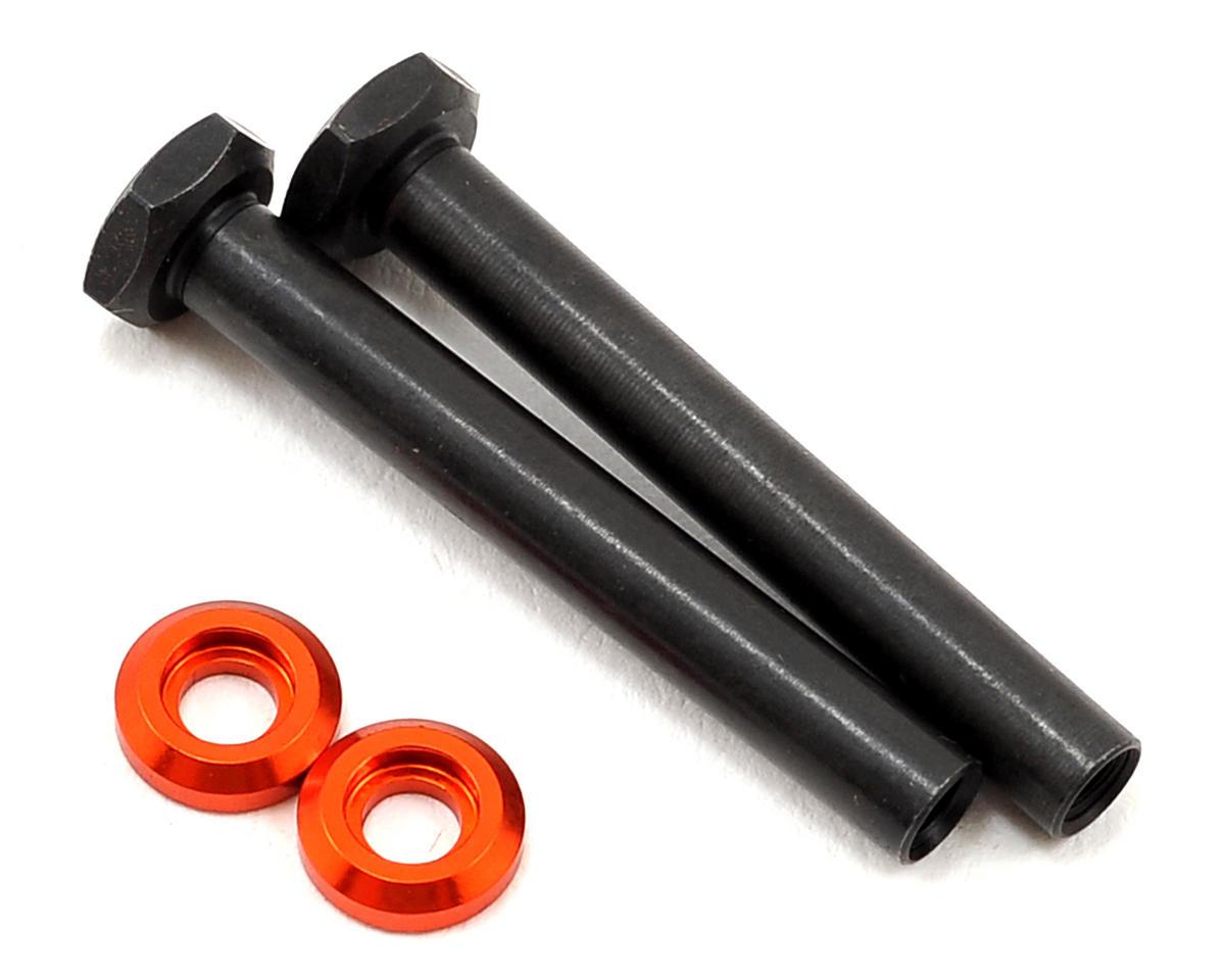 HB Racing D413 Steering Post (2)