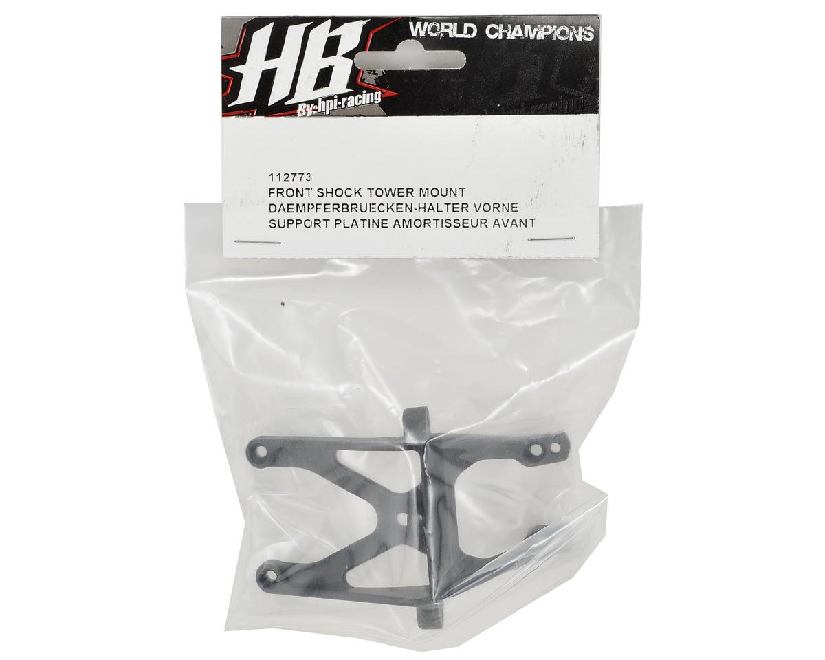 HB Racing Front Shock Tower Mount