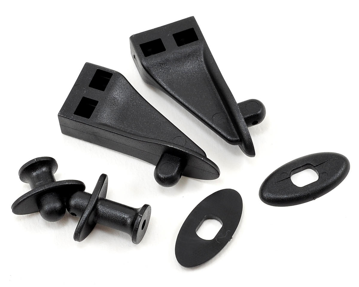 HB Racing Wing/Body Mount Set