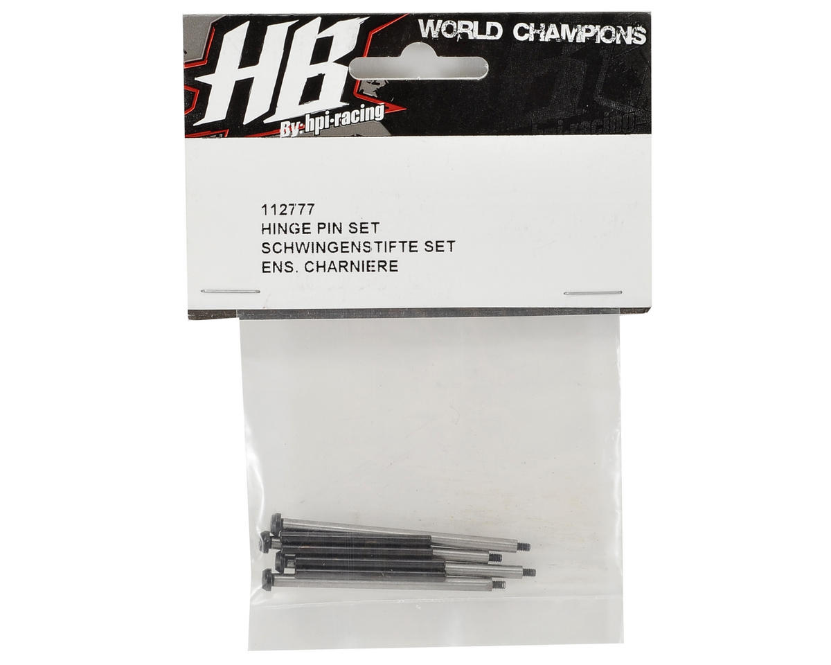 HB Racing Hinge Pin Set