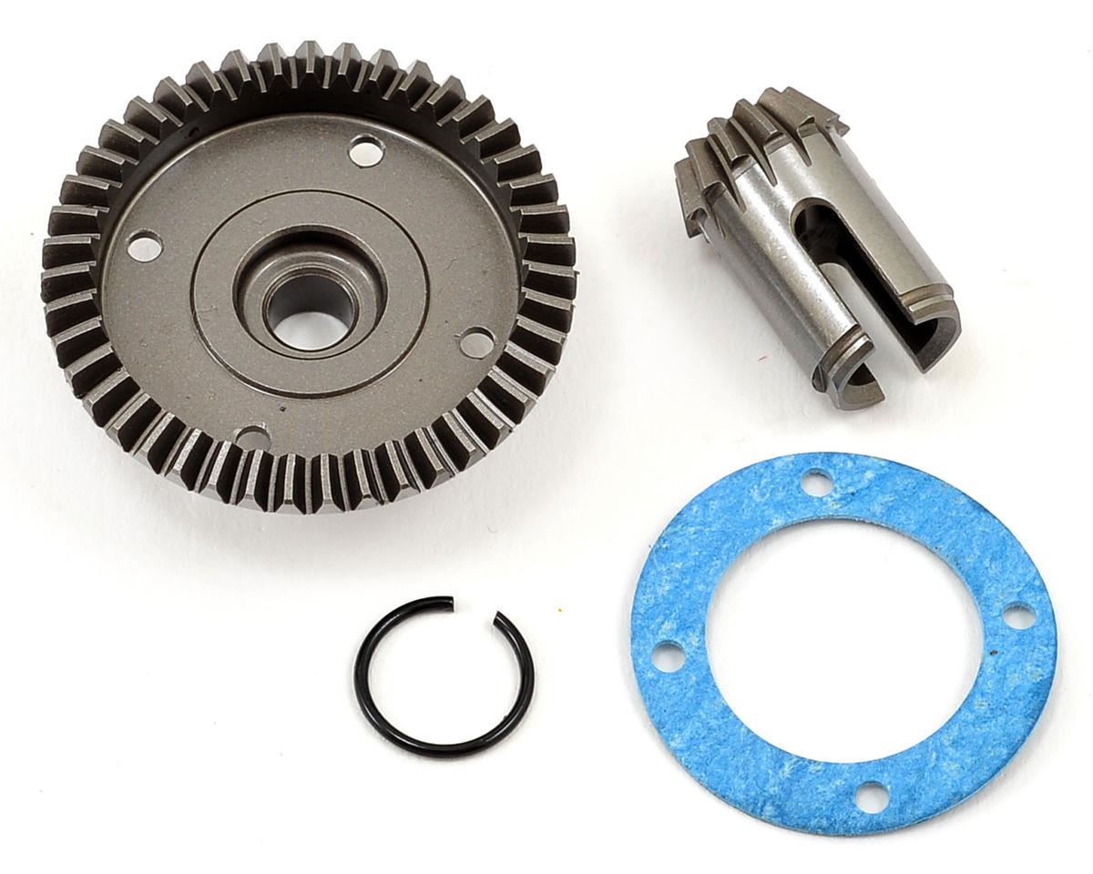 HB Racing D413 Differential Gear Set