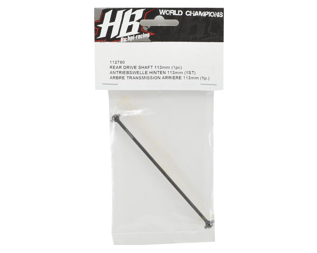HB Racing Rear Drive Shaft (113mm)