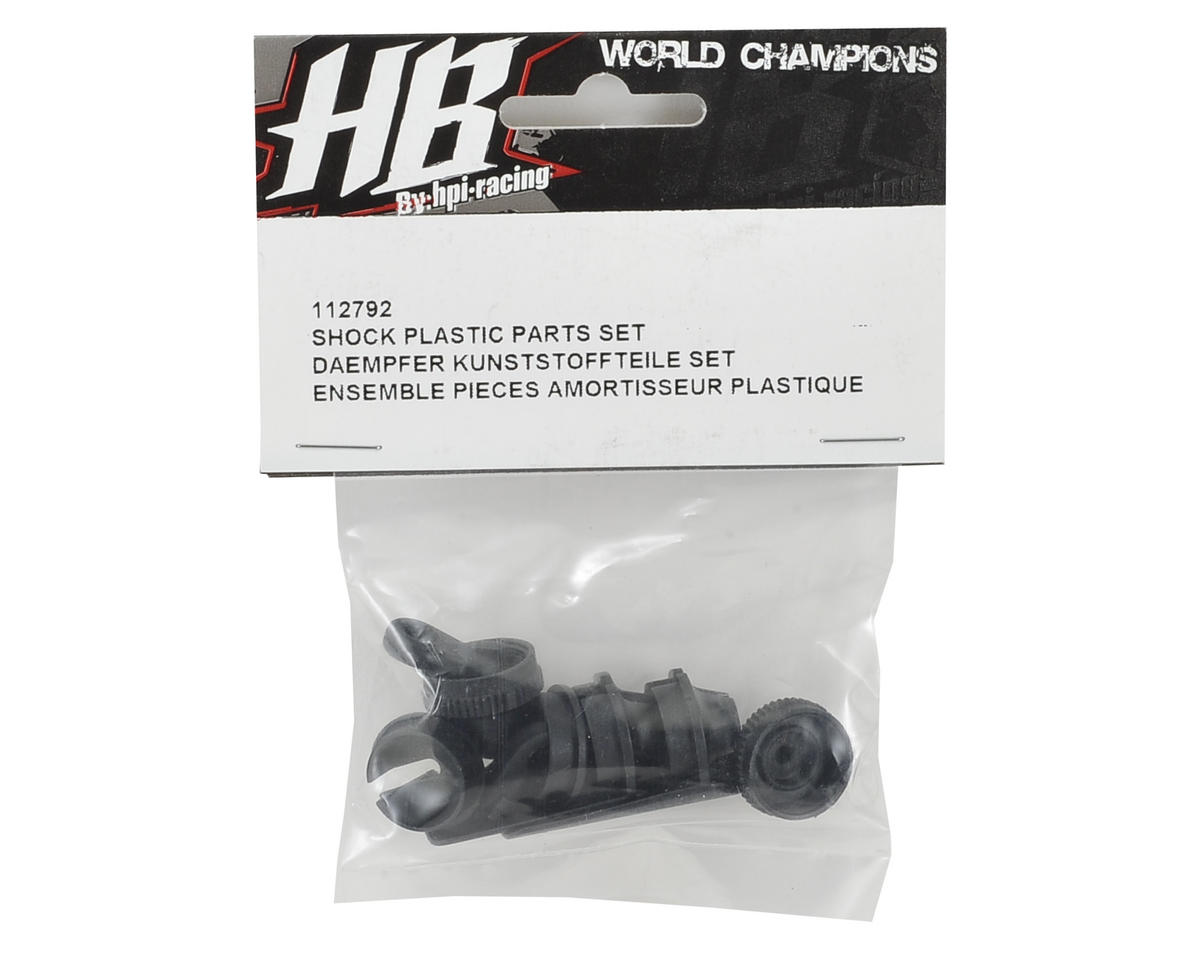 HB Racing Shock Plastic Part Set