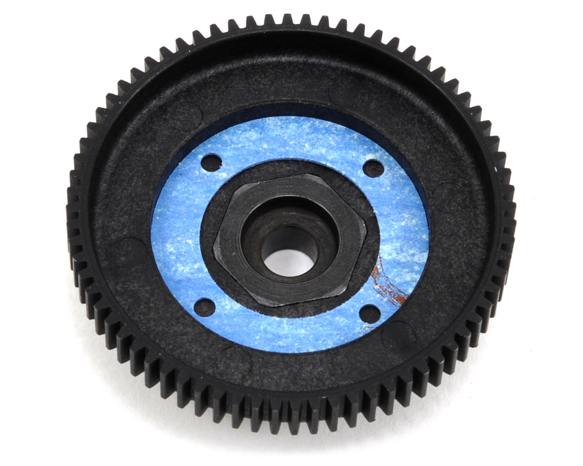 Spur Gear (72T) by HB Racing