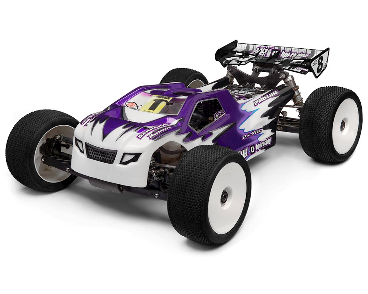 "D8T ""Tessmann Edition"" 1/8 Off Road Competition Truggy Kit"