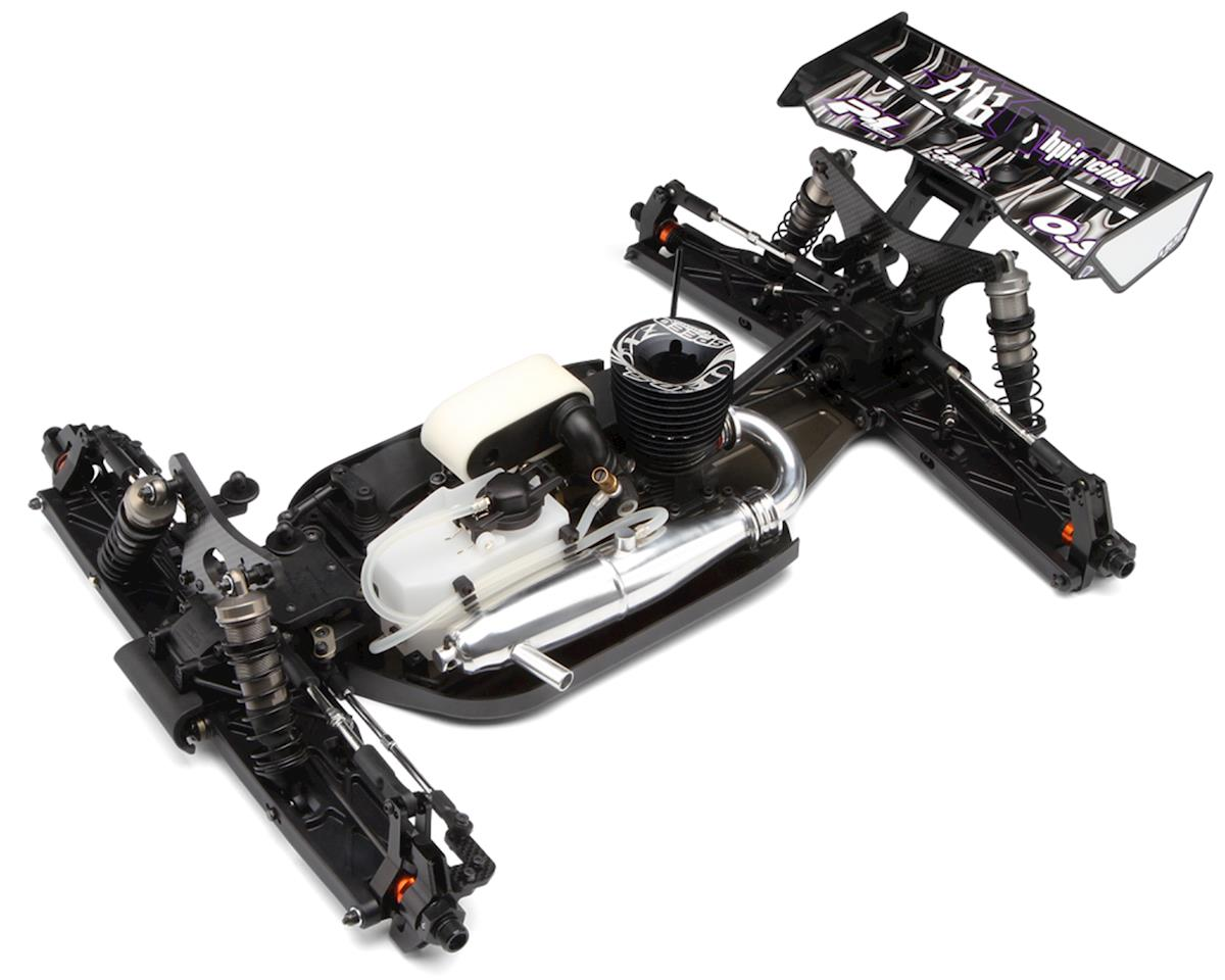 "HB Racing D8T ""Tessmann Edition"" 1/8 Off Road Competition Truggy Kit"
