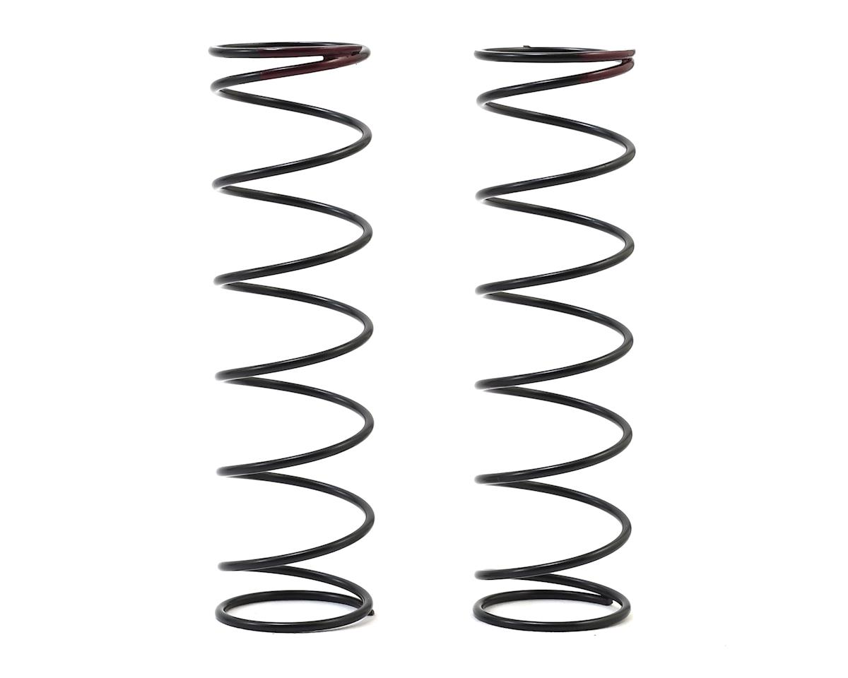 HB Racing D817 V2 83mm Big Bore Shock Spring (Orange) (2)