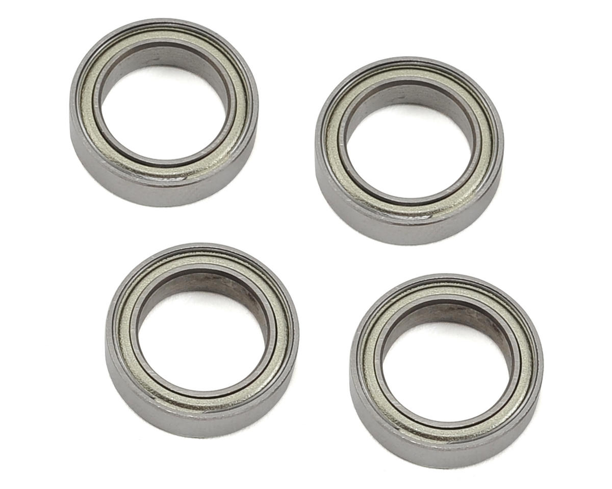 HB Racing 10x15x4mm Race Spec Ball Bearing (4)