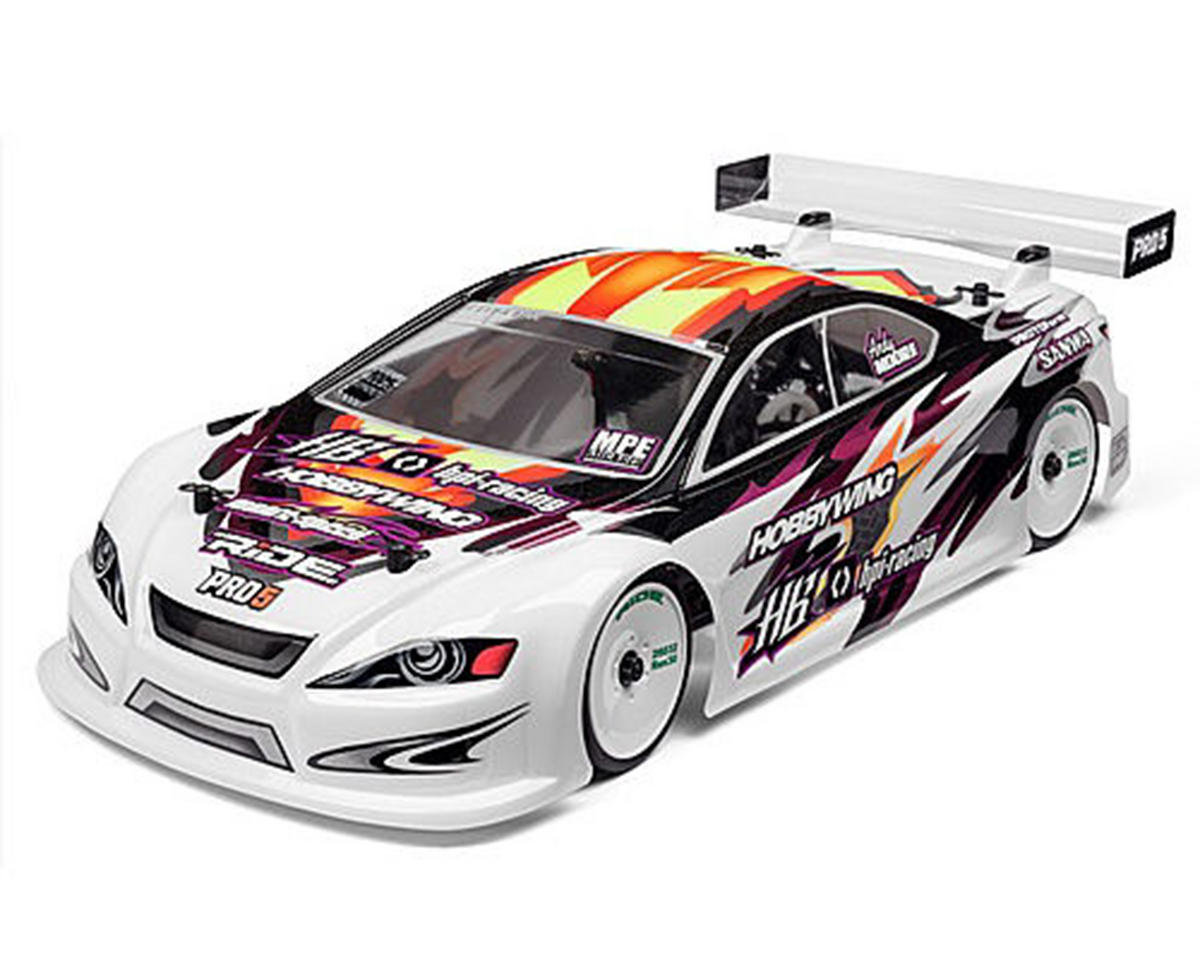 PRO5 Competition 1/10 Electric Touring Car Kit by HB Racing